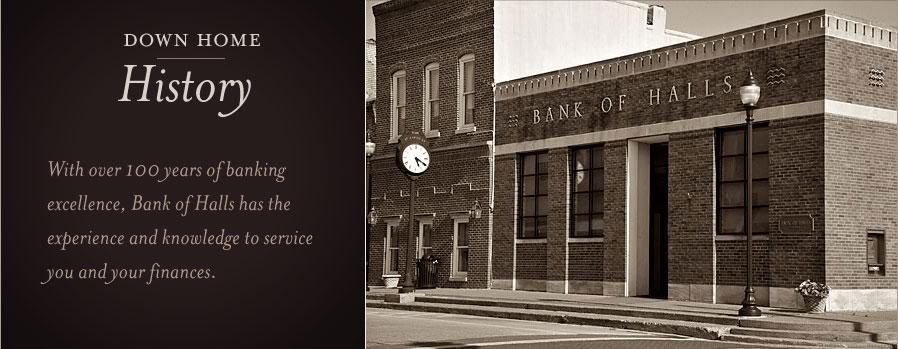 Bank of Halls
